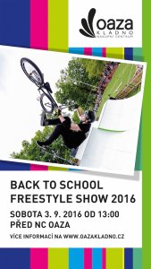Back to school freestyle show