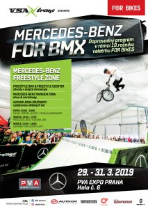 MERCEDES-BENZ FREESTYLE ZONE - VELETRH FOR BIKES 2019
