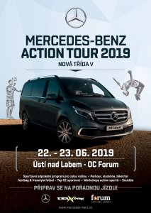 MERCEDES-BENZ ACTION TOUR 2019