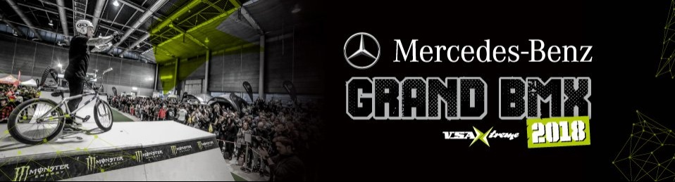 MERCEDES-BENZ GRAND BMX 2018 - report