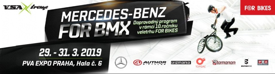 Report - MERCEDES-BENZ FREESTYLE ZONE - VELETRH FOR BIKES